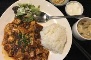阿杏の麻婆豆腐
