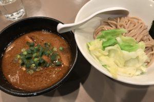 つけ麺五ノ神製作所のつけ麺