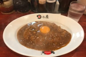 hinoya-curry-カレー