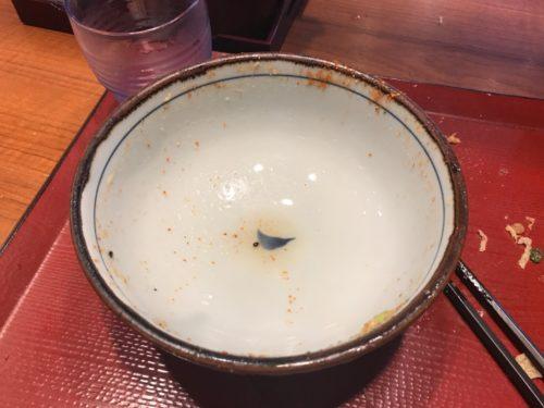 楽釜製麺所完食