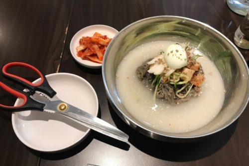 板橋冷麺1